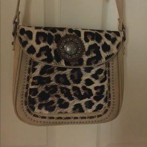 Montana West purse leopard print